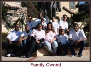 Trojan Carpet Care family